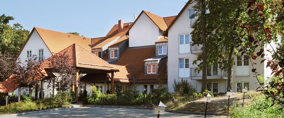 Meißen: Hotel Siebeneichen