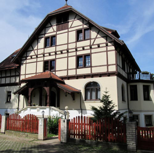 Ausspann, Pension in Heidenau