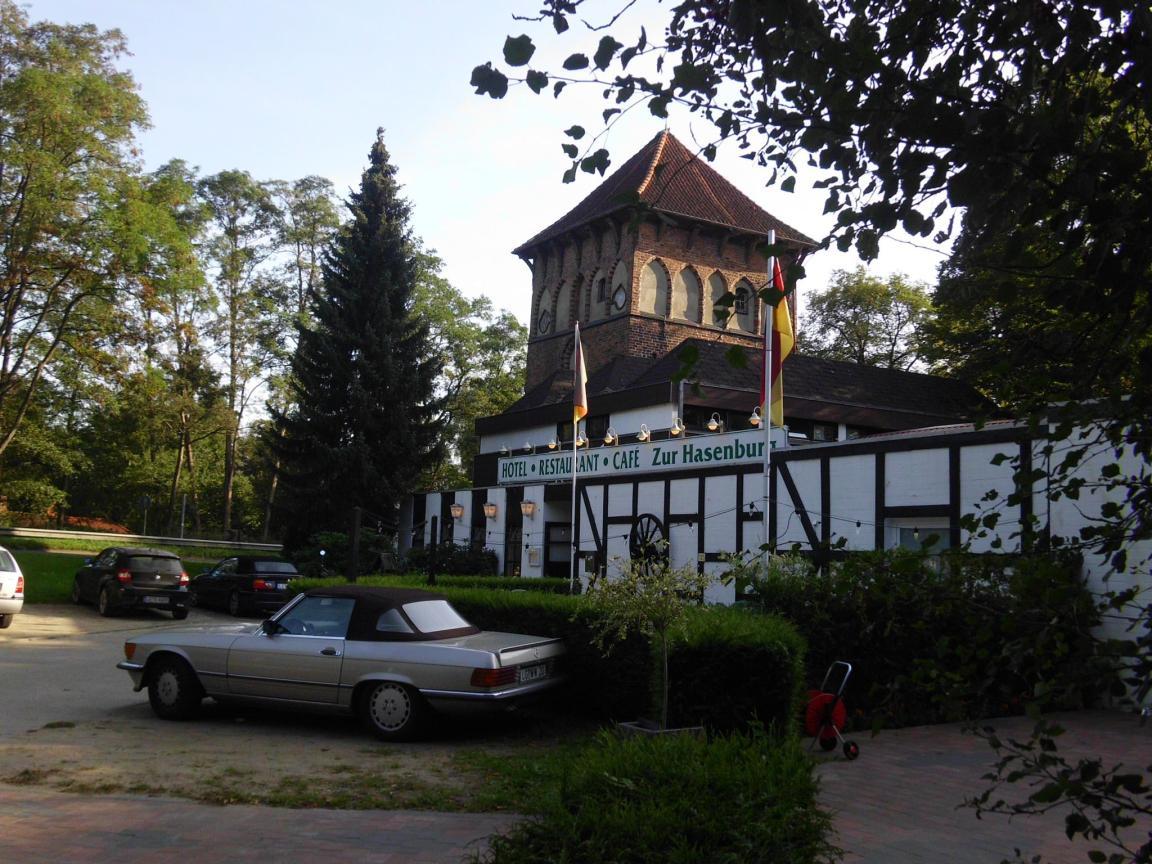 Hotel Zur Hasenburg