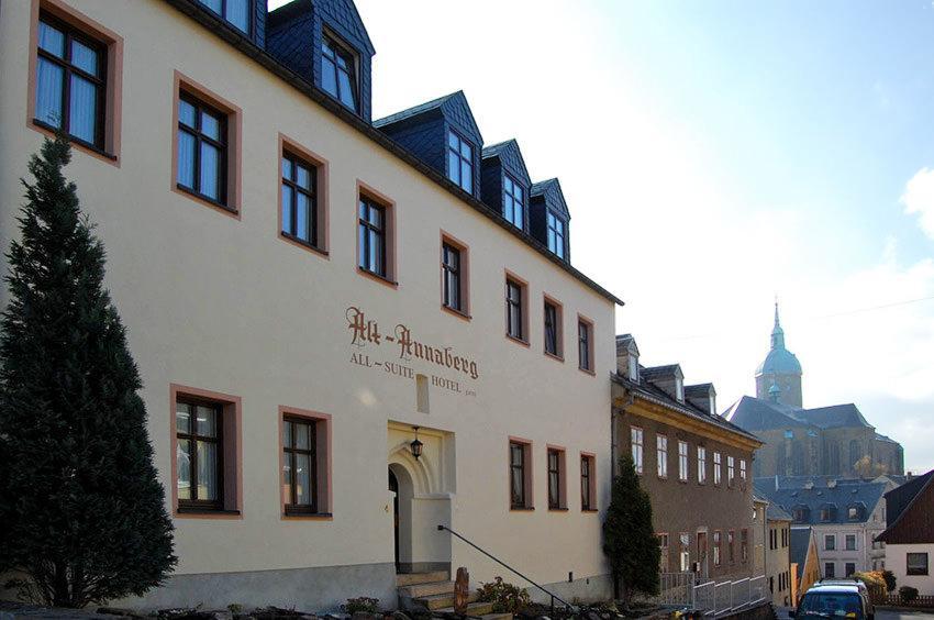 Alt-Annaberg, Pension in Annaberg-Buchholz