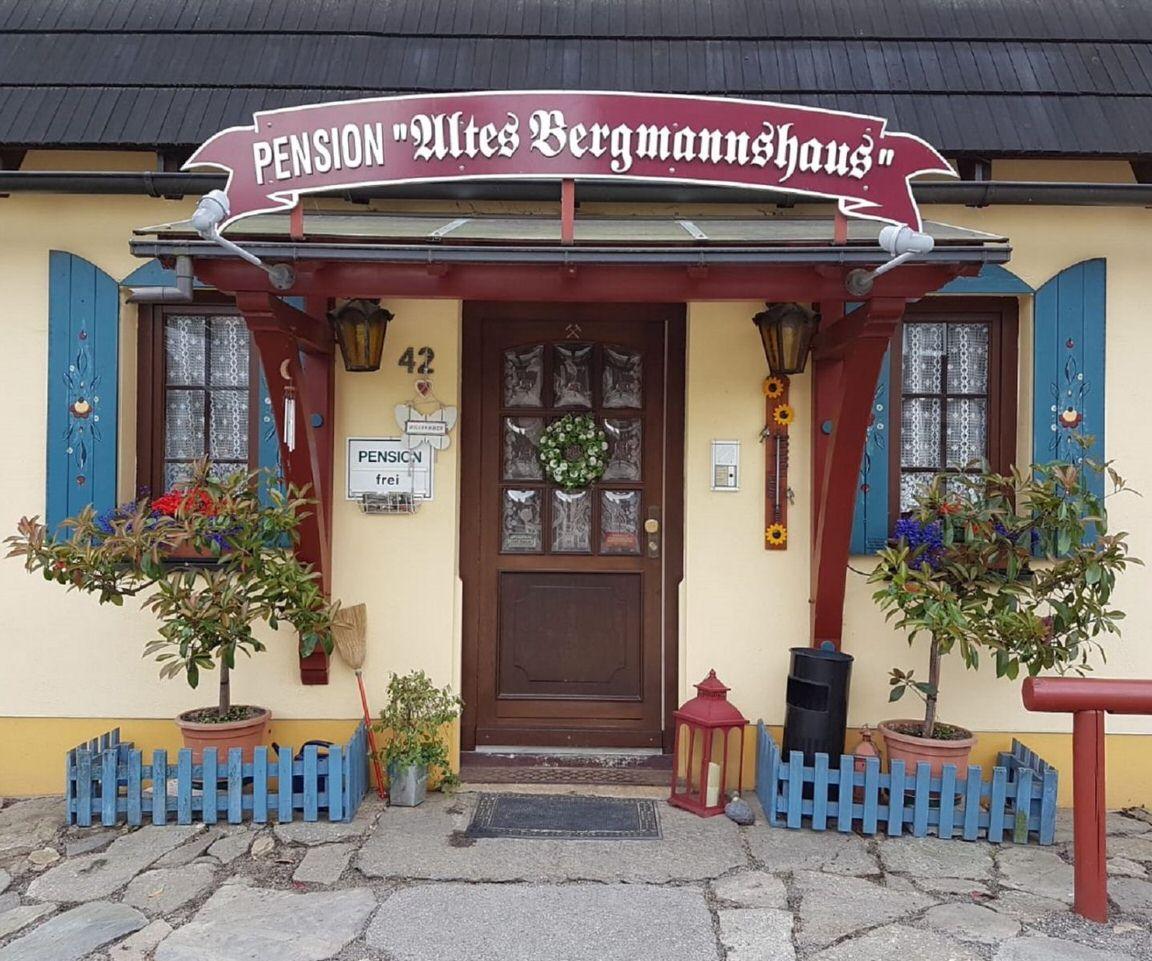 Pension Altes Bergmannshaus, Pension in Kurort Seiffen bei Ansprung