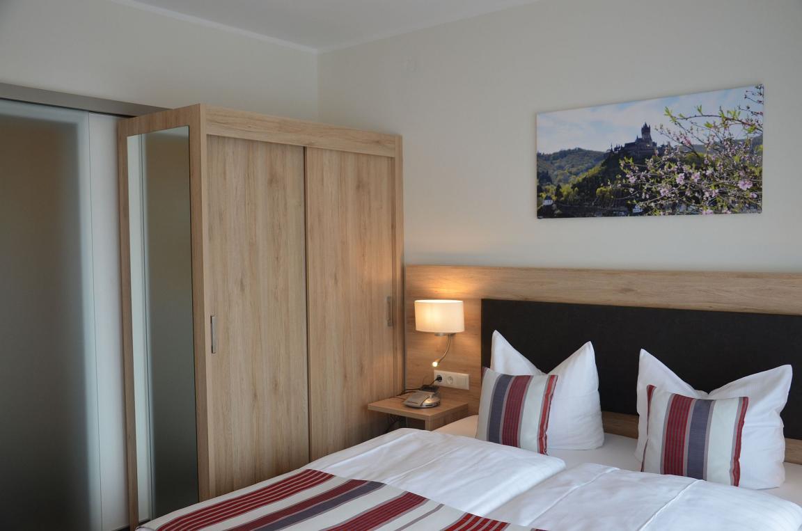 Cochem: Hotel Am Rosenhügel