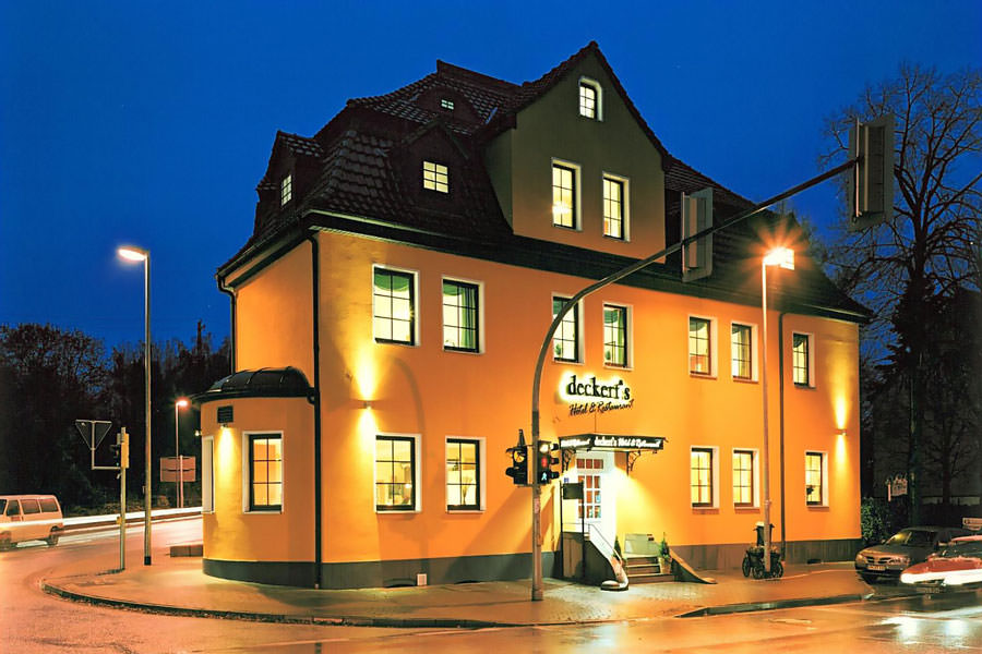 Lutherstadt Eisleben: Deckert's Hotel