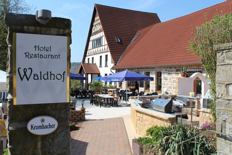 Hameln-Unsen: Hotel Waldhof