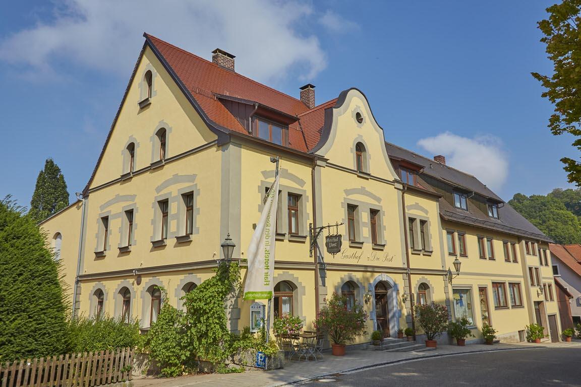 Flair- Die Post, Pension in Schillingsfürst bei Rothenburg ob der Tauber
