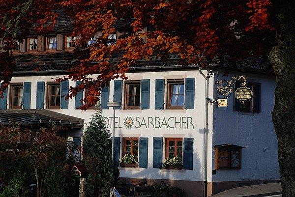 Gernsbach: Hotel Sarbacher