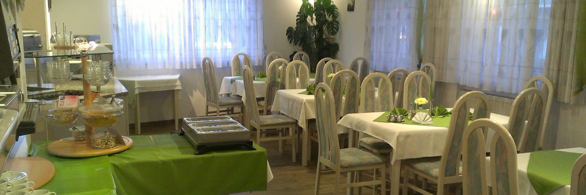 Stadthotel Germania, Pension in Ellwangen bei Rosenberg