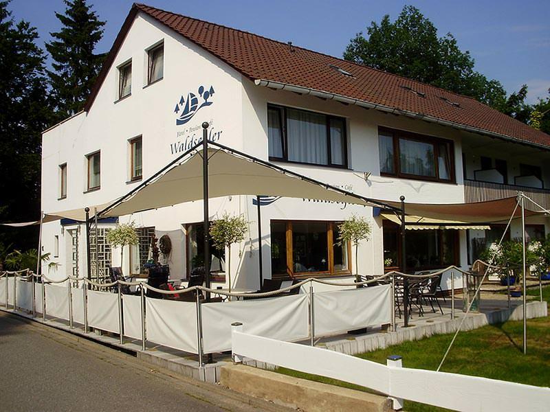 Hotel Café Waldsegler, Hotel in Bad Sachsa bei Pöhlde