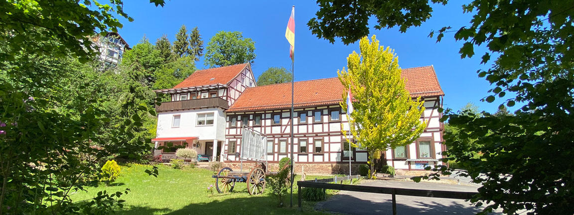 Hotel Pension Gelpkes Mühle, Hotel in Bad Sachsa bei Pöhlde