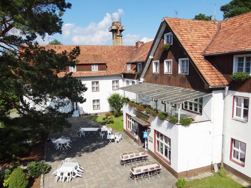 Familienerholungsstätte Naturfreundehaus Üdersee, Pension in Schorfheide-Finowfurt bei Schorfheide