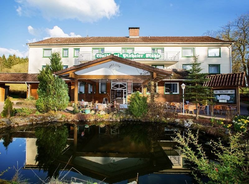 Waldhotel Pixhaier Mühle, Hotel in Clausthal-Zellerfeld-Buntenbock bei Pöhlde