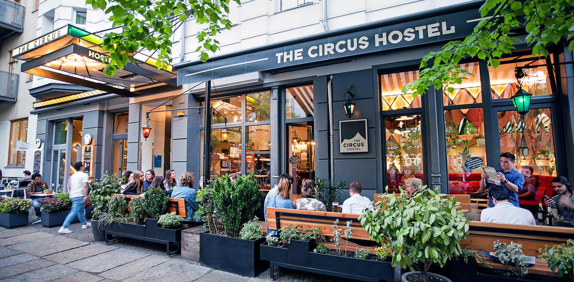 The Circus Hostel, Pension in Berlin-Mitte bei Mühlenbeck