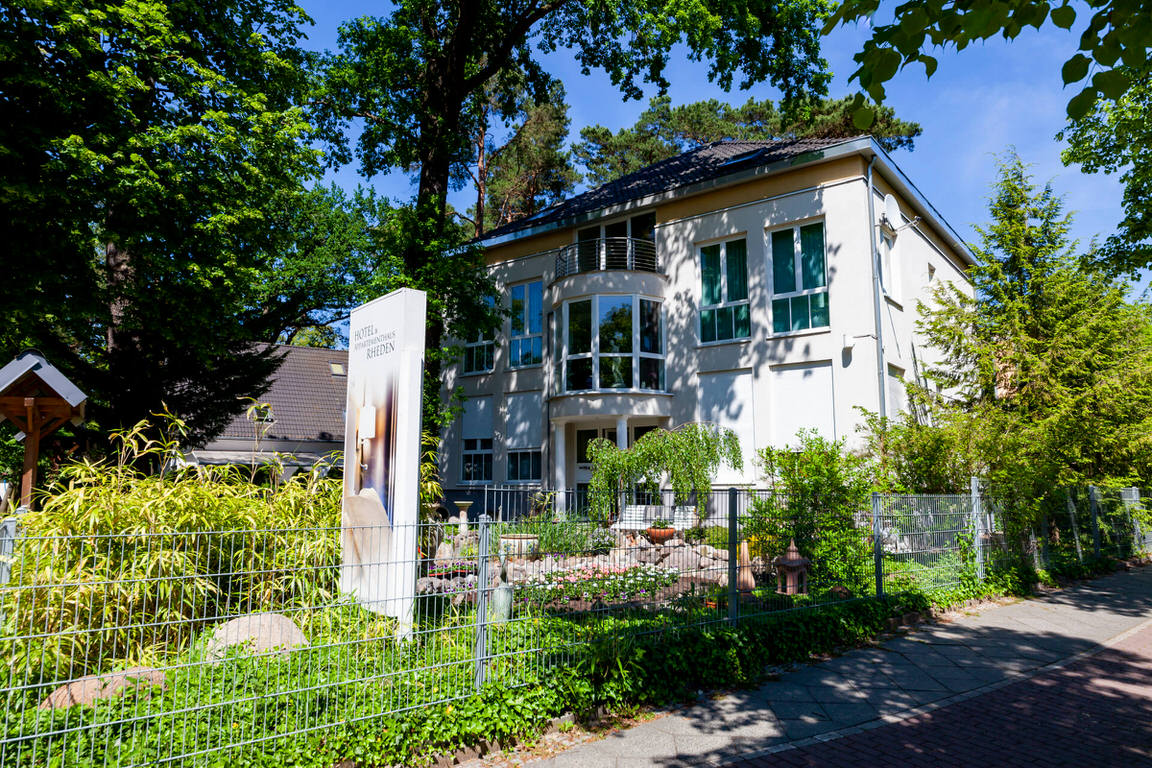 Rheden, Pension in Glienicke bei Hennigsdorf