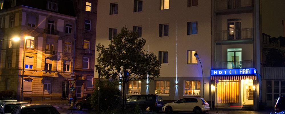 Aria , Pension in Frankfurt am Main-Nordend-West