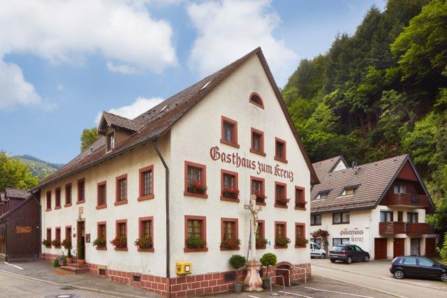 Freiburg im Breisgau-Kappel: Gästehaus Zum Kreuz