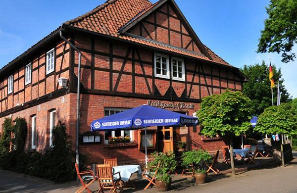 Betzendorf: Hotel Landgasthof Heidetal