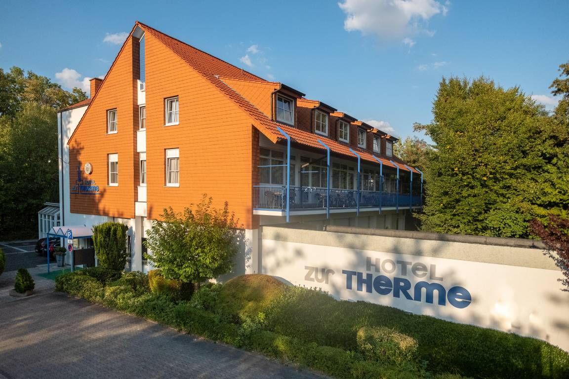Hotel zur Therme in 59597 Erwitte-Bad Westernkotten