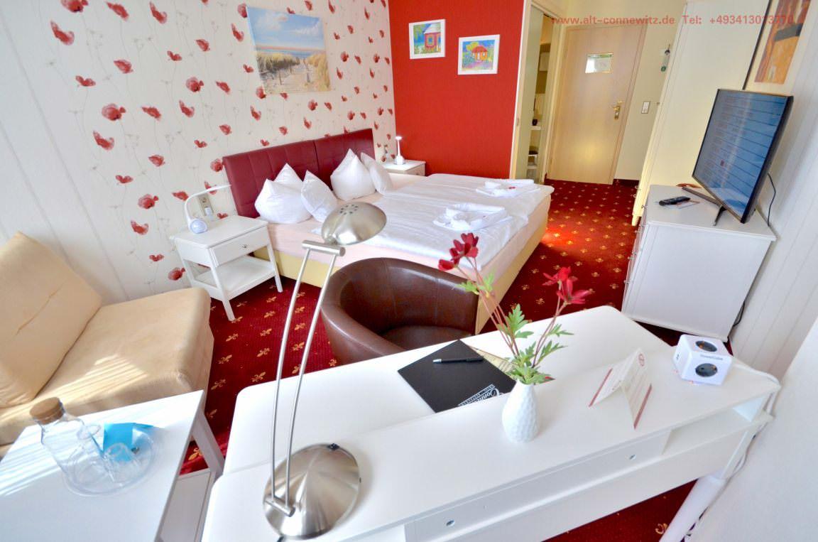 Leipzig-Connewitz: Hotel Alt-Connewitz