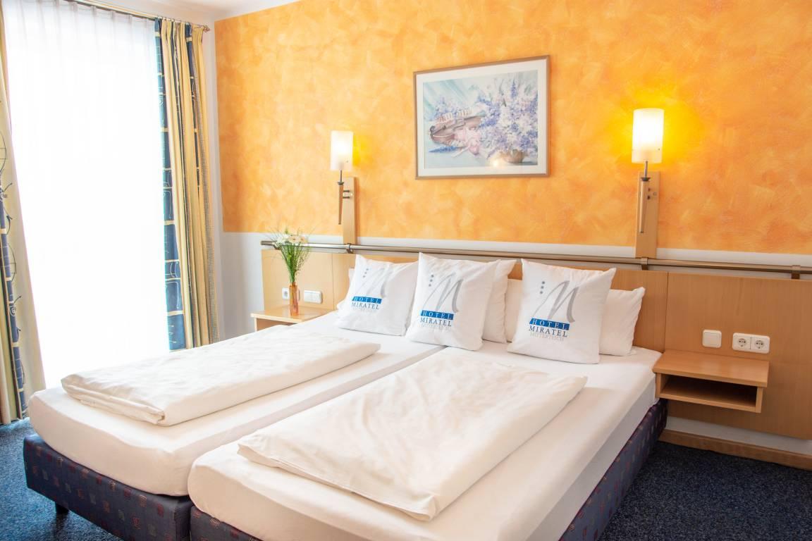 Mitterteich: Hotel Miratel