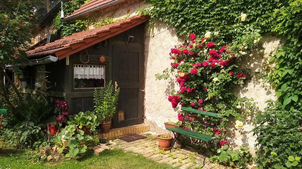 Ferienhaus Hachemühle, Ferienhaus in Hachemühle bei Bad Düben