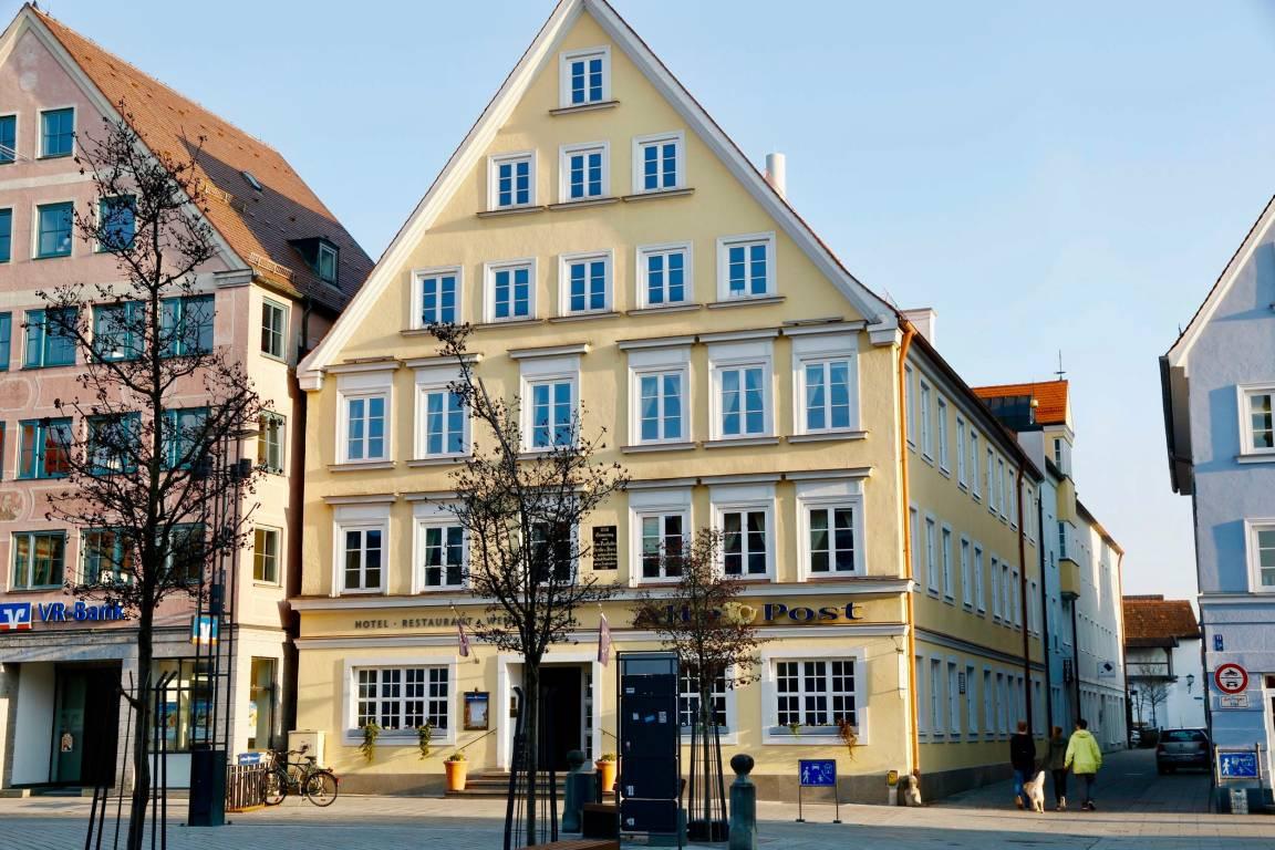Mindelheim: Hotel Alte Post