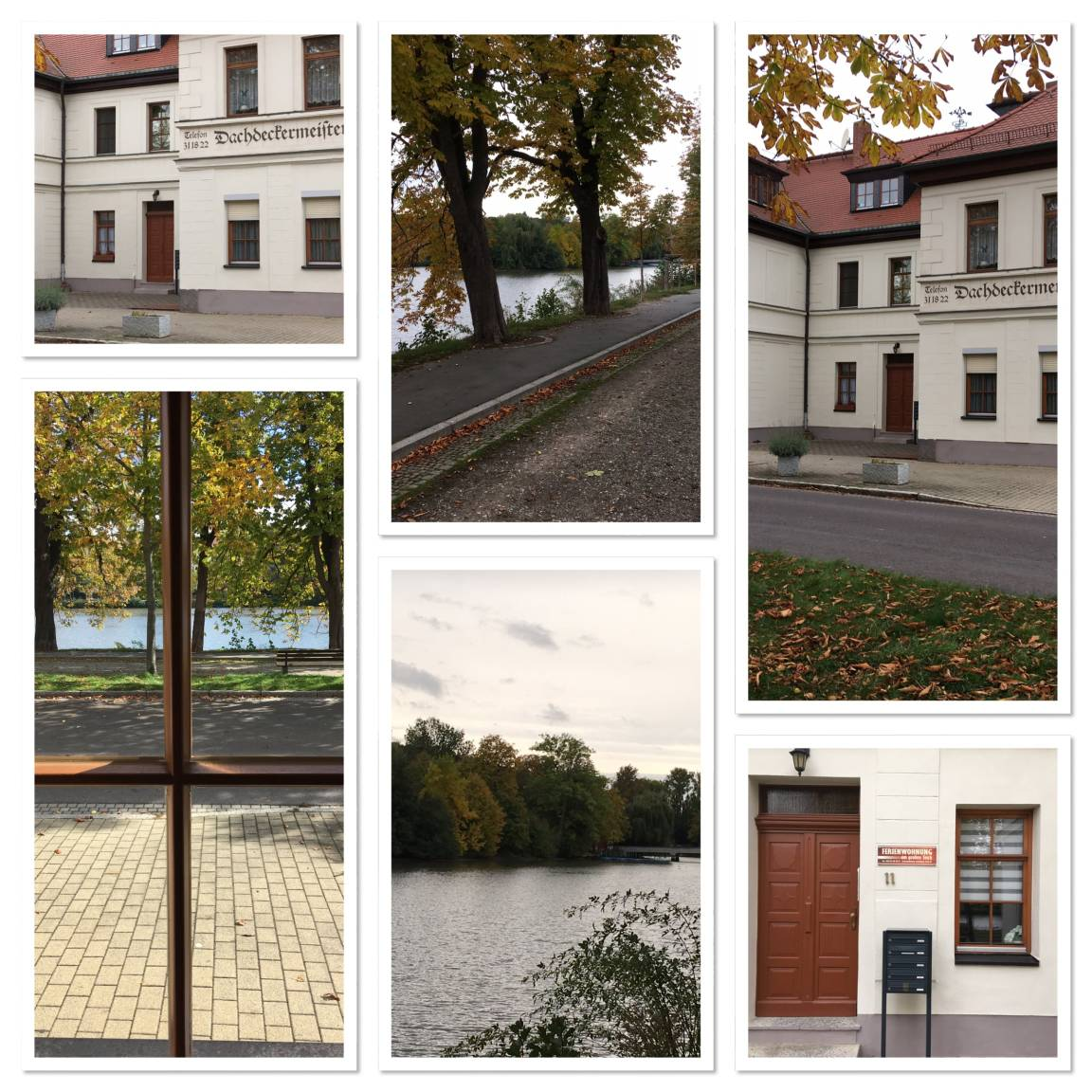 Altenburg: Ferienwohnung Altenburg am großen Teich