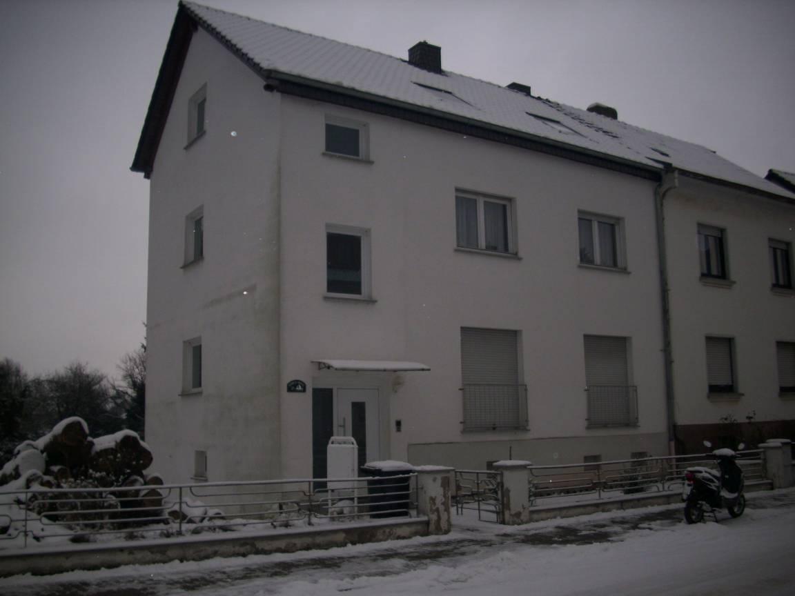 Osbild House in Saarlouis