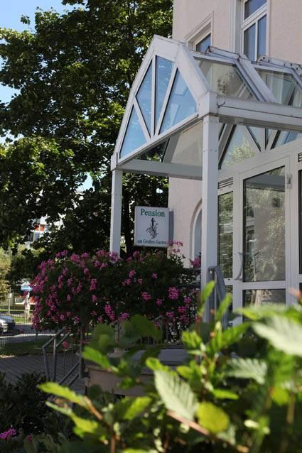 Pension Am Großen Garten, 01277 Dresden