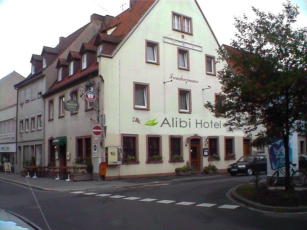 Alibi , Pension in Schweinfurt bei Gädheim