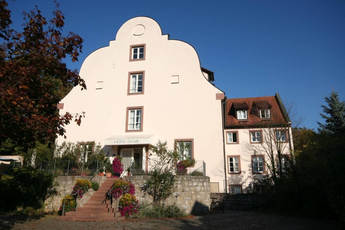 Veitshöchheim: Hotel Am Main