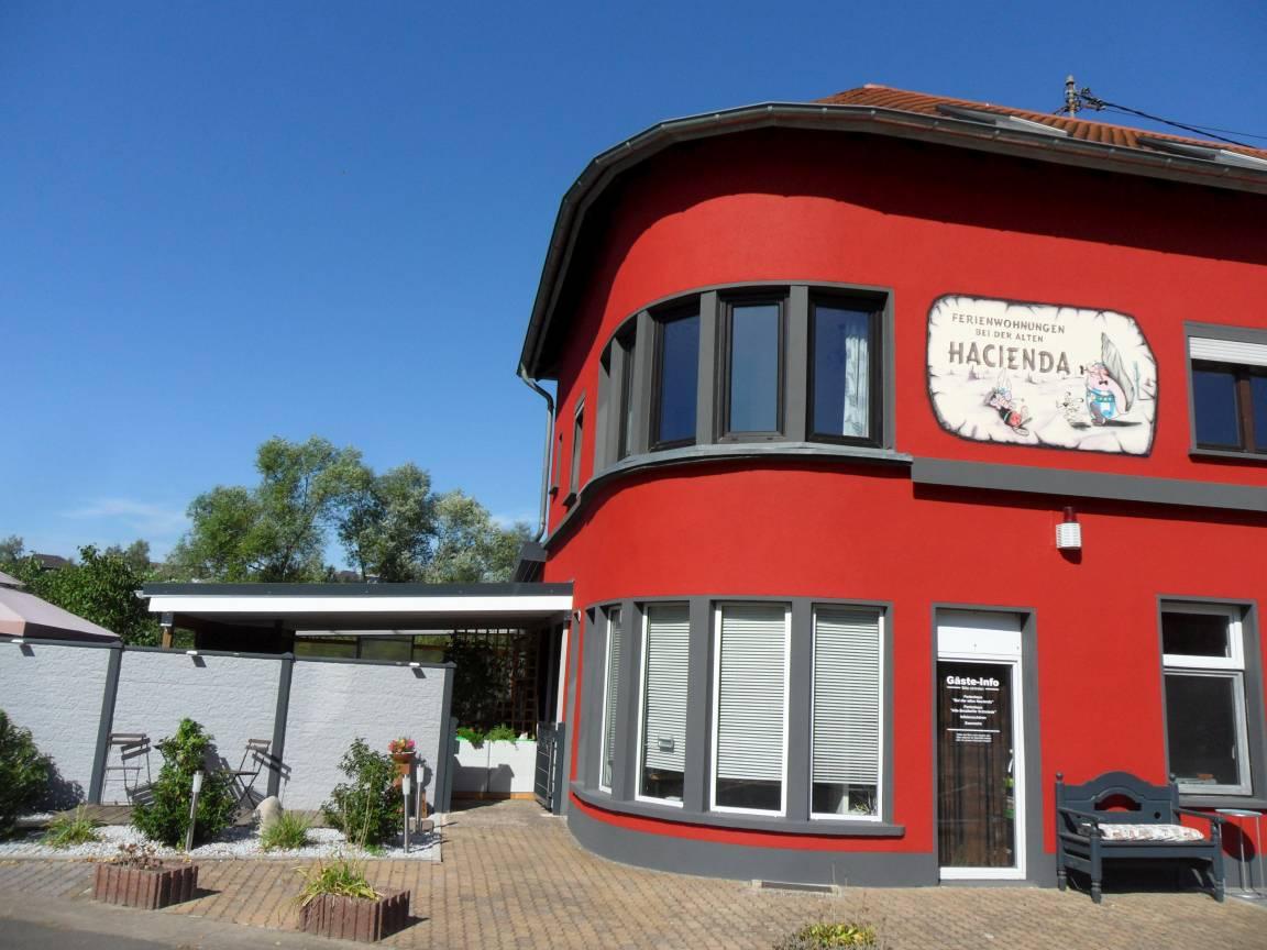 Ferienhaus Hacienda (01522-4781950) in Losheim am See