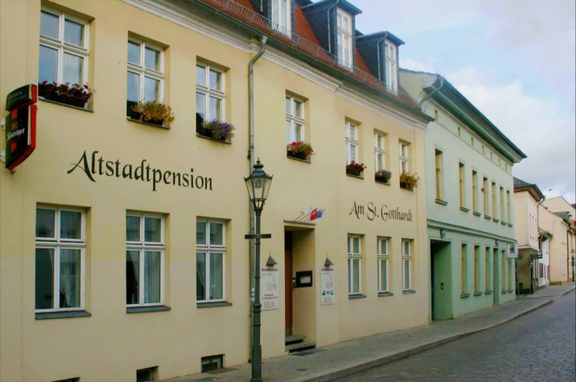 Altstadtpension Brandenburg, Pension in Brandenburg bei Päwesin