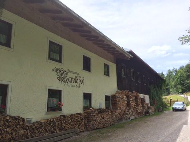 Pension Maroldhof, Pension in Warngau bei Aying