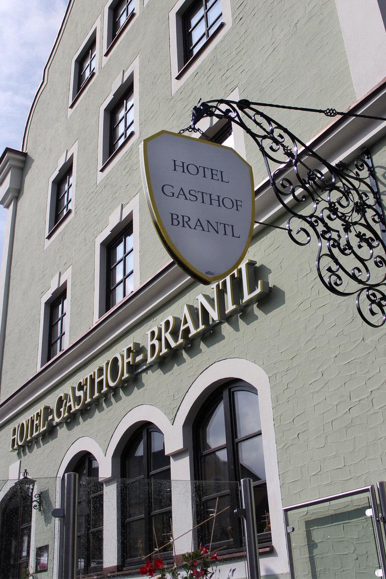 Hotel & Gasthof Brantl, Hotel in Roding bei Haibach