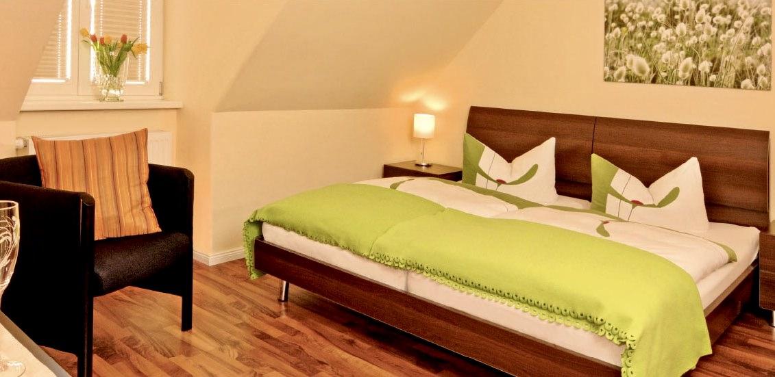 Anklam: Hotel & Restaurant Vis à Vis