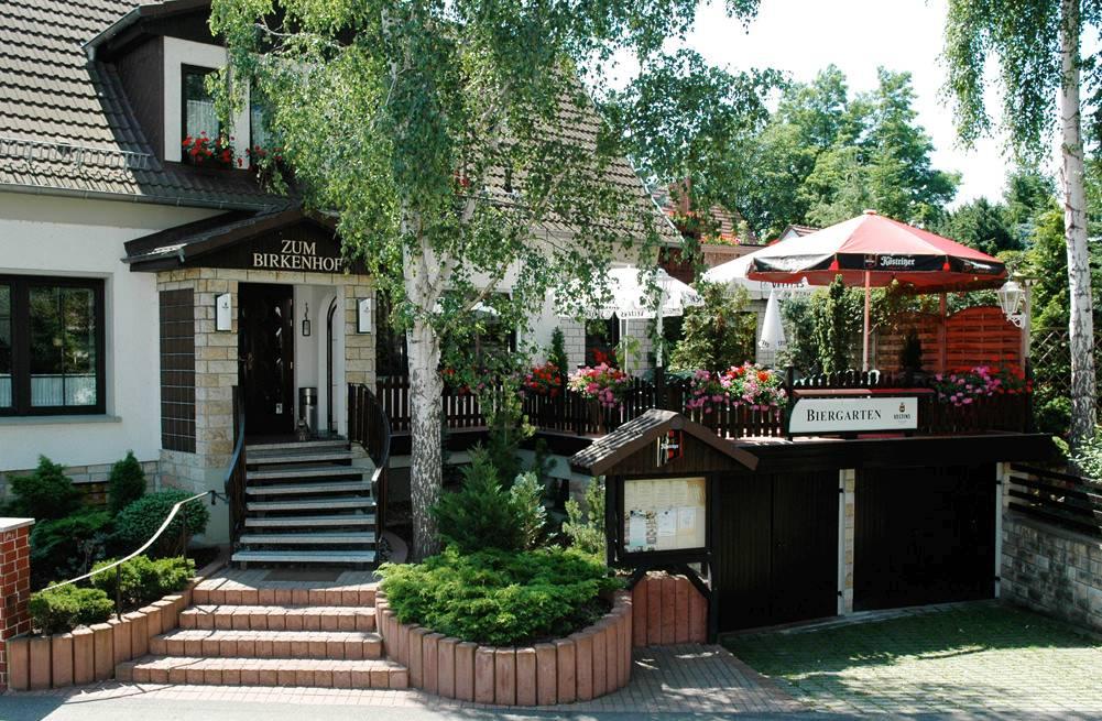 Erfurt: Restaurant und Pension Zum Birkenhof