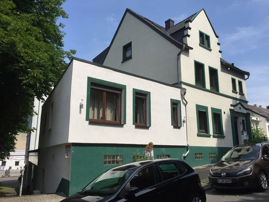 Wuppertal: Pension Hoffmann