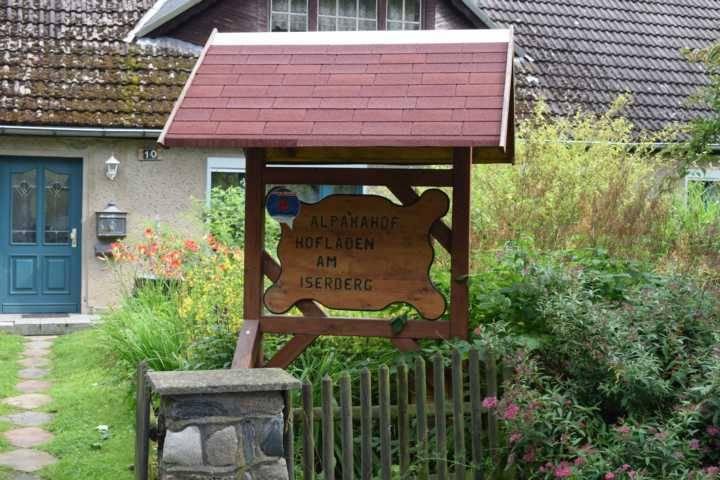 Ferienwohnung auf dem Alpakahof, 23936 Grevesmühlen