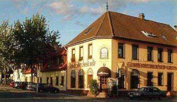 Gonsenheimer Hof, Pension in Mainz