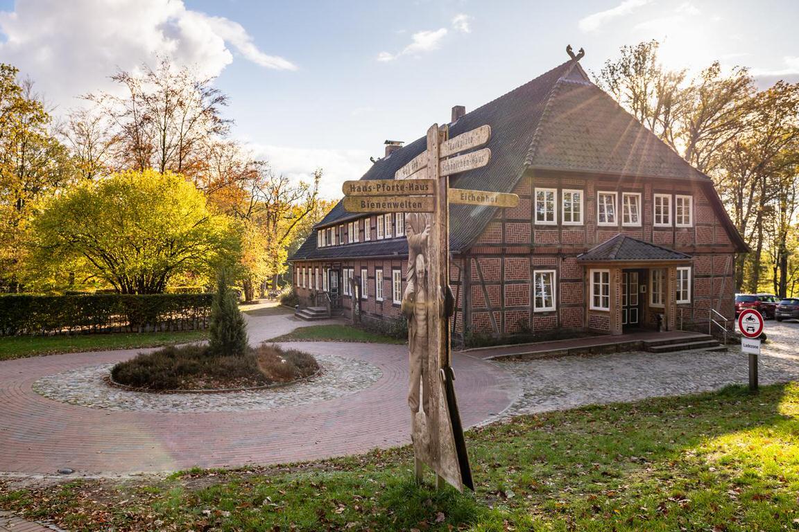 Hotel Landhaus Haverbeckhof, Hotel in Bispingen-Niederhaverbeck bei Hamburg