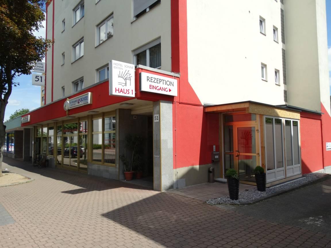 Idstein:  Hotel Sonne Idstein