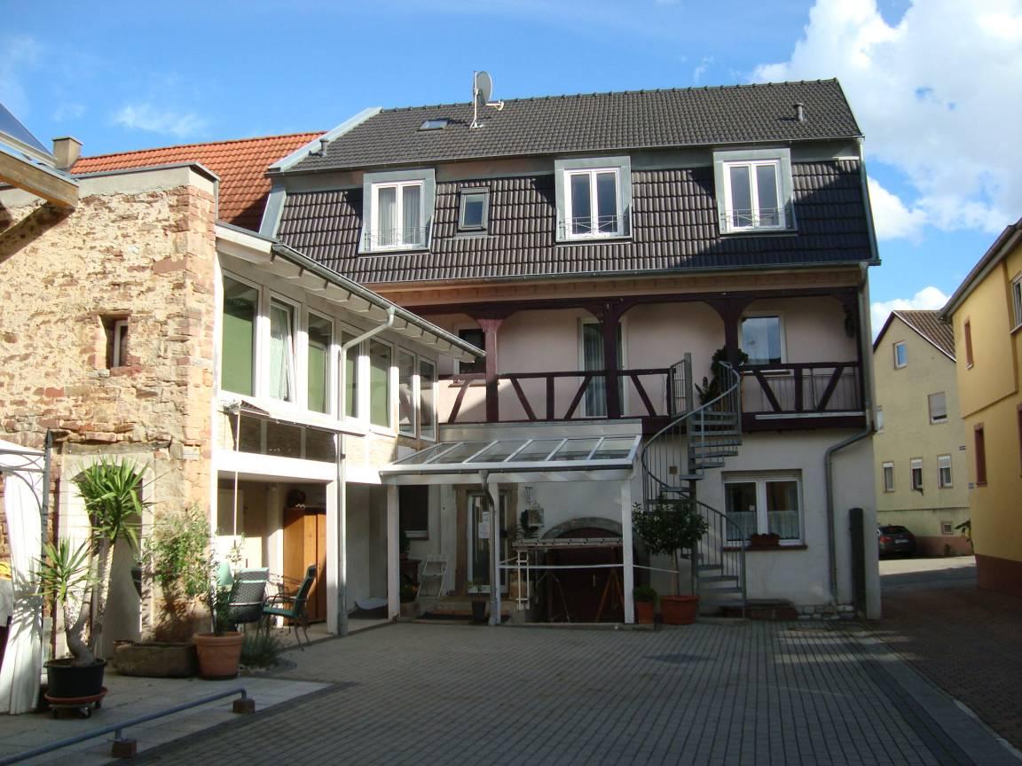 Gästehaus Wunderlich, Pension in Waibstadt bei Schwarzach