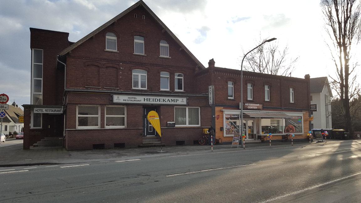 Hotel Heidekamp, Hotel in Bielefeld bei Bielefeld