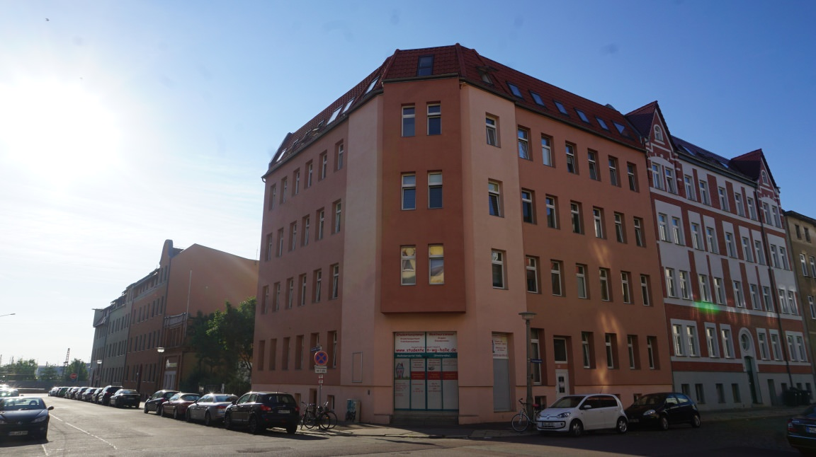 Hostel Im Medizinerviertel und Vorharz in 06112 Halle (Saale)