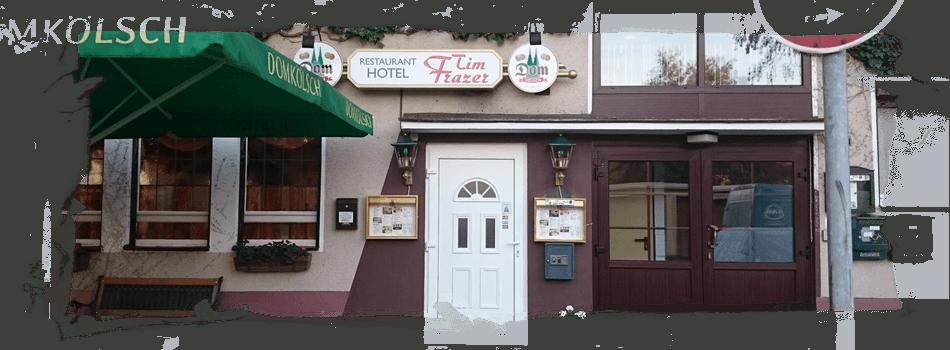 Troisdorf: Hotel & Restaurant Tim Frazer