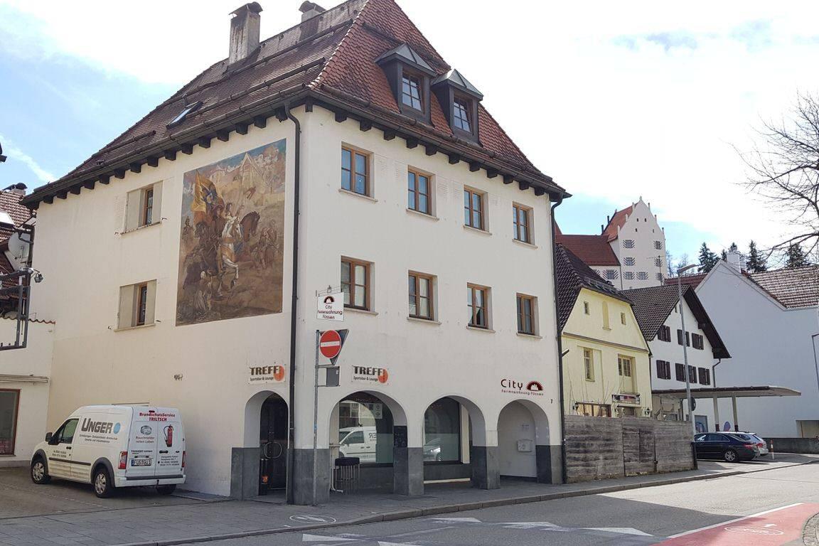 City Ferienwohnung Füssen, Monteurzimmer in Füssen bei Steingaden
