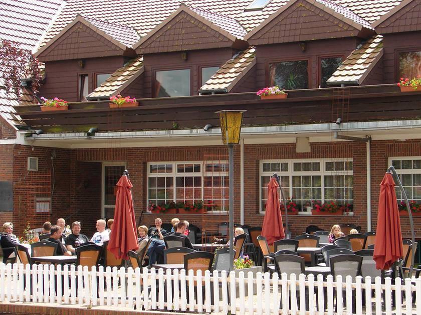 Hagen im Bremischen:  Gästezimmer Sandstedt