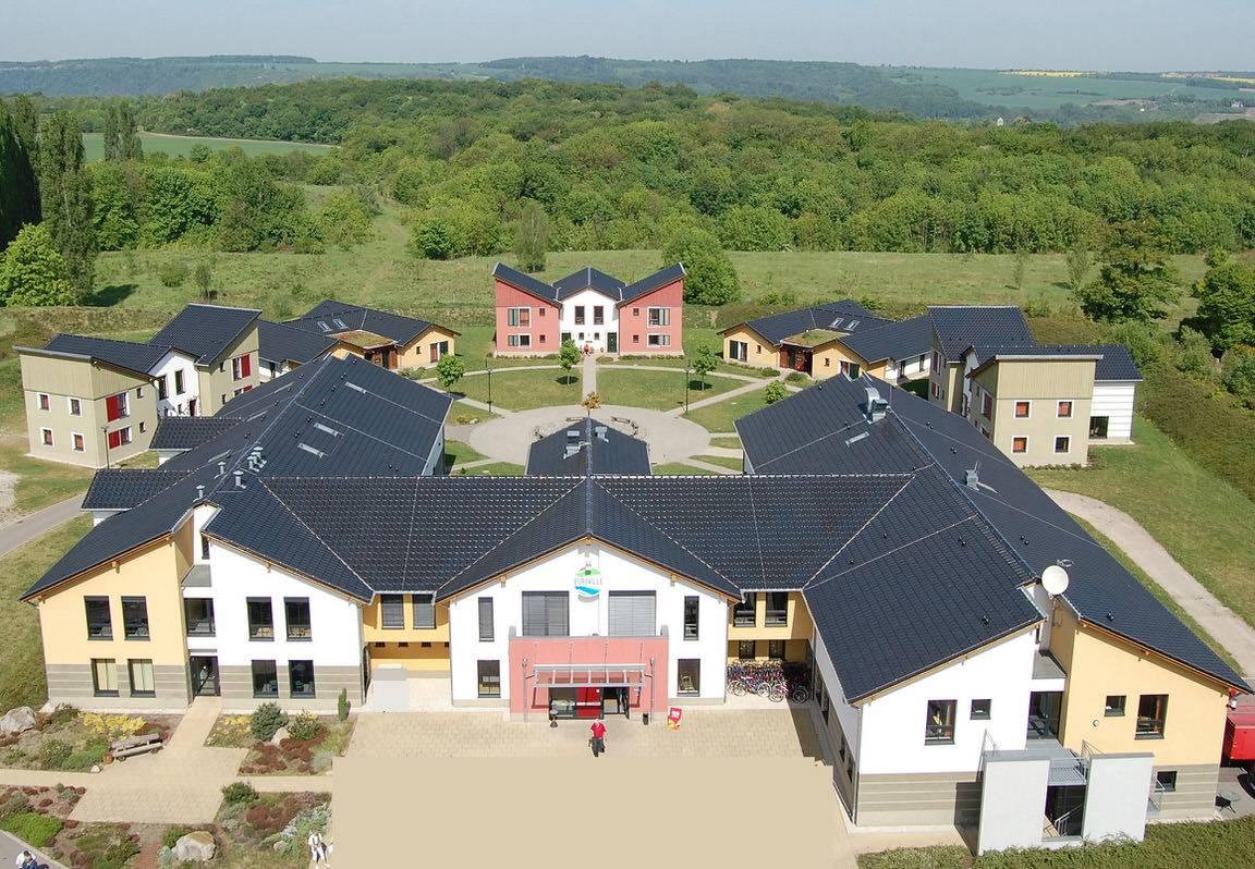 Naumburg: Euroville Jugend- und Sporthotel