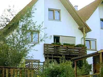 Kromsdorf: Ferienwohnung Gästehaus Müller