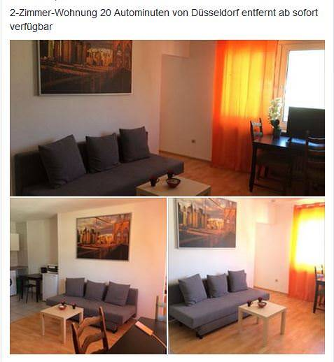 Monteurzimmer Mönchengladbach, Pension in Mönchengladbach bei Tönisvorst